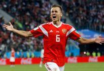 Cheryshev alcanza a Cristiano Ronaldo en la tabla de goleadores del Mundial