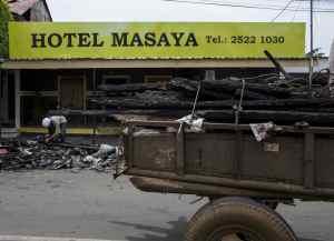 Entre miedo y barricadas, Masaya resiste al asedio de Ortega