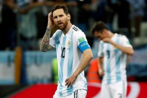 Condenan al hermano de Messi por portación ilegítima de arma en Argentina