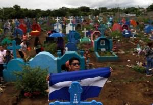 Matan a hombre que protestaba contra Ortega en ciudad nicaragüense de Masaya