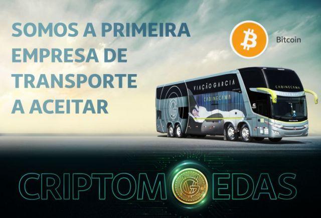 Brasil Bus Bitcoin