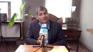 Correa cree que Interpol descartará actuar ante proceso judicial en su contra