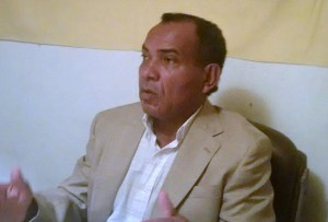 Francisco Cardiel: El 12 de octubre  es el día de la resistencia de los venezolanos contra la dictadura