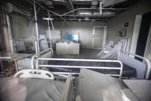 Pediátrico Menca de Leoni en San Félix cumplió dos meses cerrado