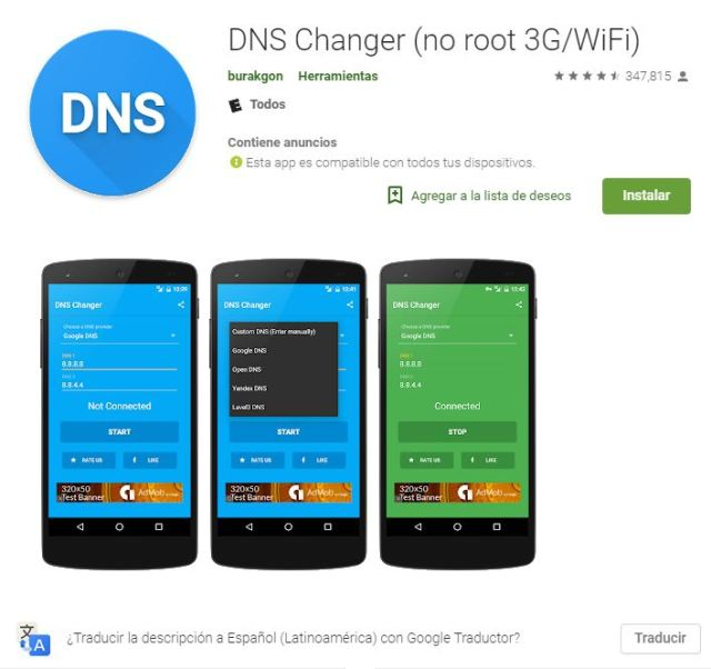 DNS-Charger