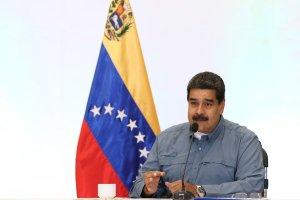 Maduro afirma que declarará un día festivo cuando se formalice la salida de Venezuela de la OEA (Video)