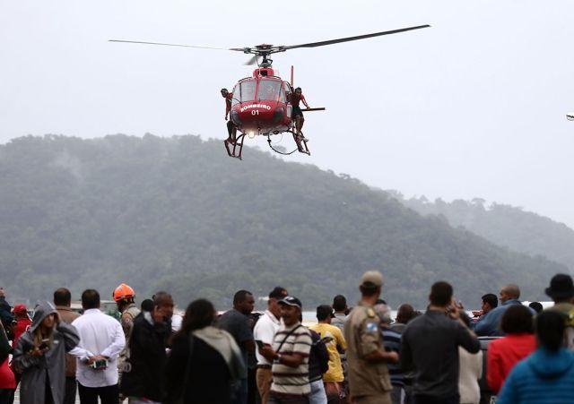 Los cuerpos de rescate hallaron otro cadáver | Foto @portaldaband