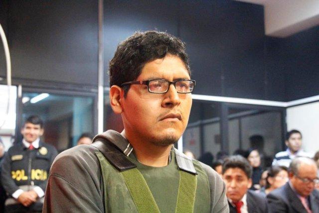 La Corte de Lima sentenció a Reiner David Alvarado Meza por el homicidio de una venezolana | Foto: Twitter @Poder_Judicial_