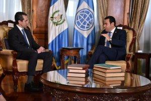 El Banco Mundial ofrece todo su apoyo a Guatemala por erupción volcánica