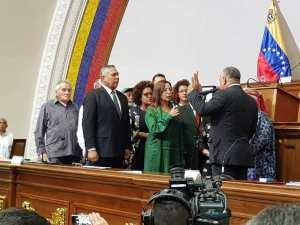 Diosdado Cabello designado presidente de la Constituyente cubana