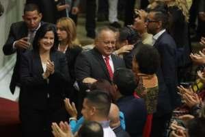 La caricatura de EDO tras la designación de Cabello en la Constituyente cubana