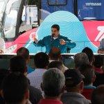 Presidente Nicolás Maduro. Foto: Prensa presidencial