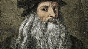 Descubren la primera obra pictórica de Da Vinci, un Arcángel Gabriel de 1471