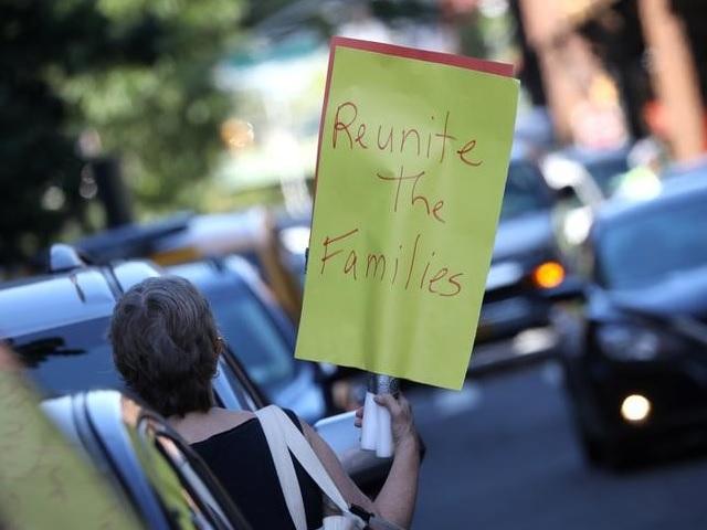 Crean en EEUU una célula para reunir a las familias de inmigrantes ...