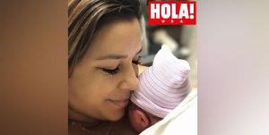 Eva Longoria dio a luz a su primer hijo