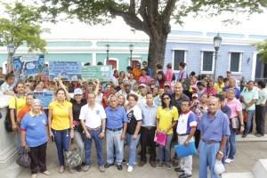 Docentes del estado Bolívar arrecian protesta por pagos contractuales