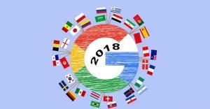 Mundial 2018 a través de Google
