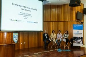SembraMedia Venezuela reunió a periodistas independientes en la UCAB Guayana