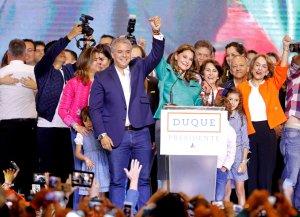 Presidente electo de Colombia, Iván Duque, no reconoce al gobierno de Venezuela y no enviará embajador (VIDEO)