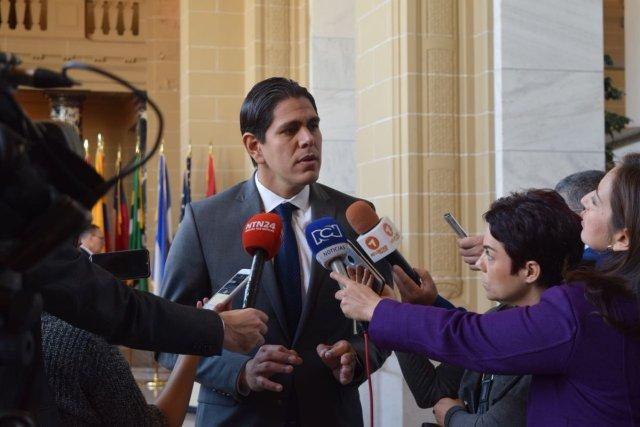 LESTER TOLEDO DESDE OEA -WASHINGTON