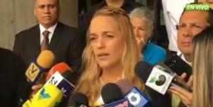 Lilian Tintori denunció que el Sebin entró a su casa nuevamente este #20Oct