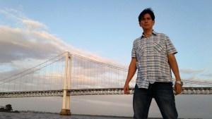 Marco Cardozo: Puente Angostura en peligroso estado de abandono
