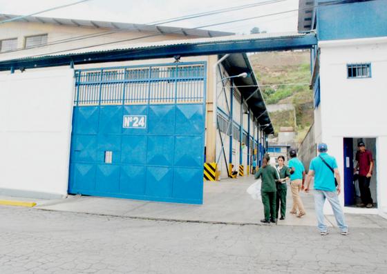 Foto: Matadero The Chicken Company en Los Teques / Diario Avance