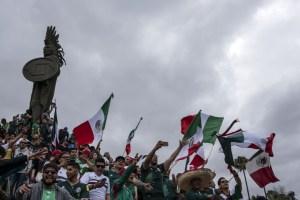 El polémico grito que empaña la fiesta mexicana en el inicio del Mundial