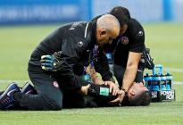 El portero titular de Túnez abandona el Mundial por una lesión en el hombro
