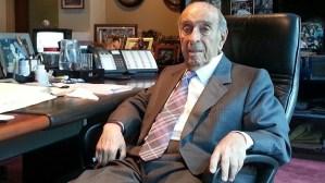Falleció el empresario Salomón Cohén a sus 91 años