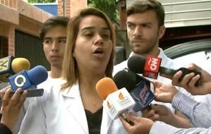 Médicos piden audiencia con directora de la OPS para exigir apertura de canal humanitario