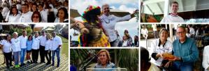 Topotepuy se vistió de fiesta y alegría por el cacao venezolano