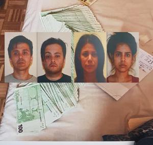 Cinco venezolanos sospechosos por red de prostitución en Austria (fotos)