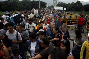 ¿Cuál es el estatus legal de los venezolanos en Colombia? (Infografía)