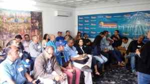 UNT instruyó a sus dirigentes en planes de acción para la recuperación del país