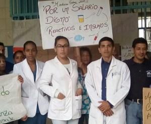 Médicos del Hospital Materno Infantil de Caricuao anuncian paro laboral desde este #18Jun