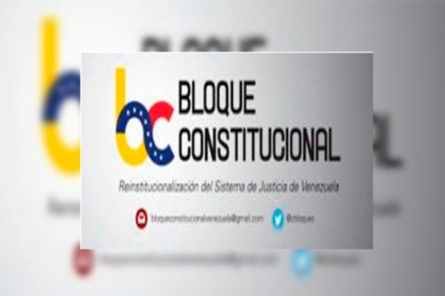 Bloque Constitucional