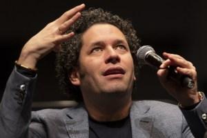 Gustavo Dudamel se saca el barniz rojo: Venezuela vive una situación inaceptable, debemos luchar (VIDEO)