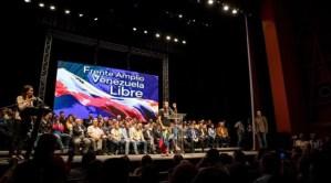 Cómplices y corruptos no pueden reconstruir Venezuela