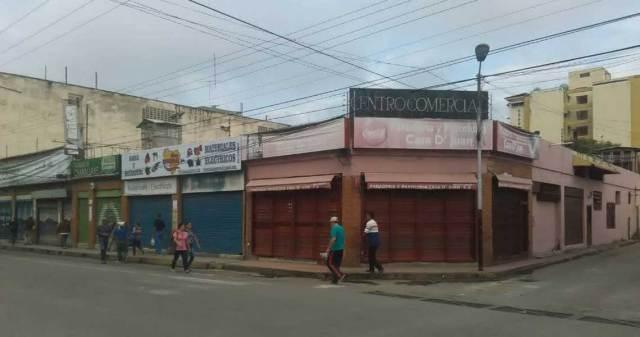 Foto: Mercado municipal de Charallave / Ultimas Noticias