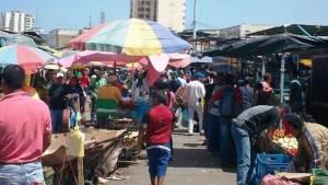 Intervinieron mercado municipal de Puerto La Cruz