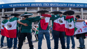 FIFA abre expediente disciplinario a México por cantos homófobos de su hinchada