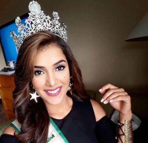 Las impactantes fotos del accidente que sufrió Michelle Barone, actual Miss Earth Water Venezuela