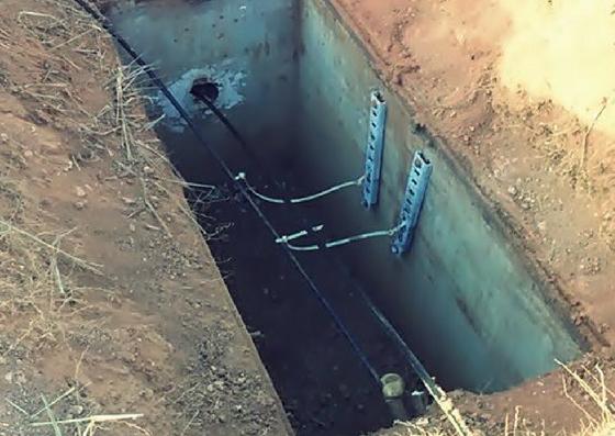 Foto: Movistar informa que falla de servicio en el oriente del país se produjo por vandalismo / @MovistarVe