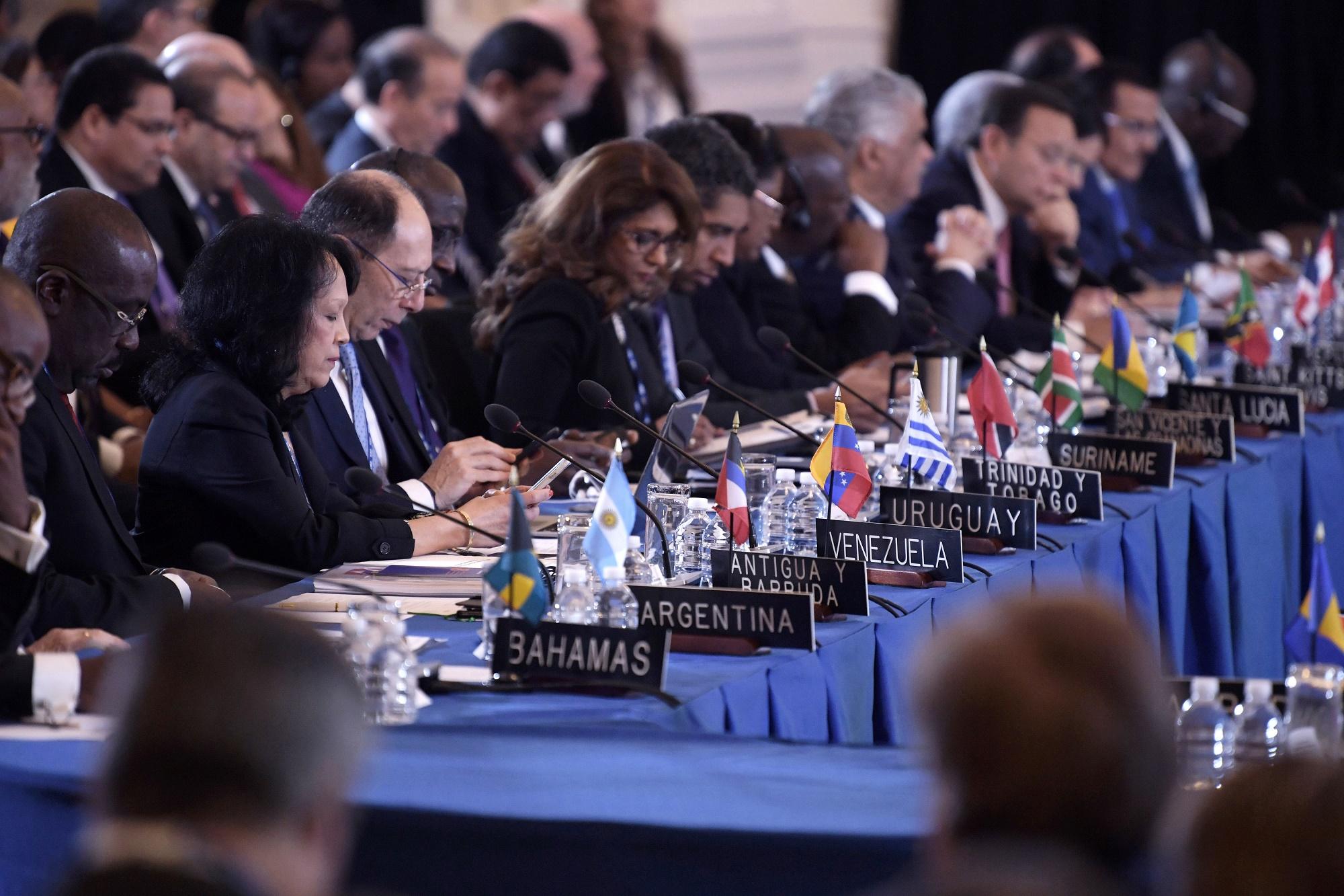 EEUU solicita debate en la OEA sobre la toma de posesión de Maduro el 10 de enero