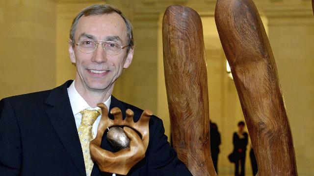 Biólogo Svante Pääbo, ganó el Princesa de Asturias // FOTO  HENDRIK SCHMIDT / EFE