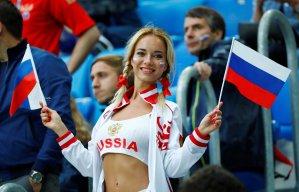 Si siguen apareciendo estas muñequitas… ¡que los rusos sigan hasta la final! (WOW + UFFF)
