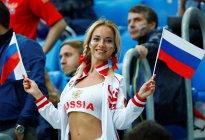Si siguen apareciendo estas muñequitas... ¡que los rusos sigan hasta la final! (WOW + UFFF)