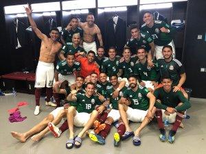 Así celebra la fanaticada mexicana el triunfo ante Alemania en el Mundial Rusia 2018 (videos)