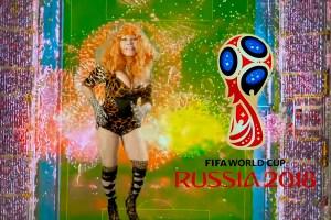¡Shakira tiembla! La Tigresa del Oriente movió las caderas al ritmo de su nueva canción para Rusia 2018